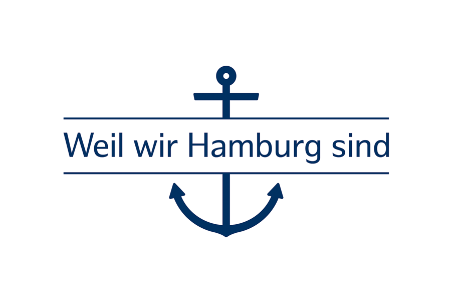 Weil wir Hamburg sind Logo
