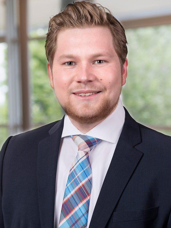 Niklas Letz geschäftsführender Gesellschafter